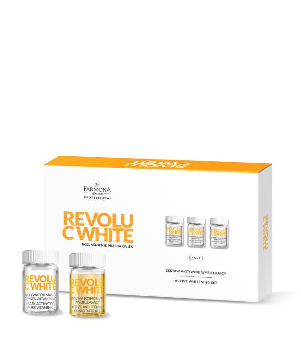 REVOLU C WHITE Active brightening complex