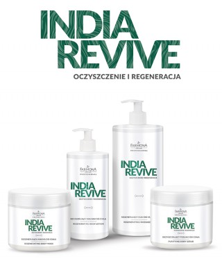 Zabiegi na ciało – India Revive