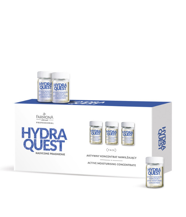 HYDRA QUEST Active moisturising concentrate