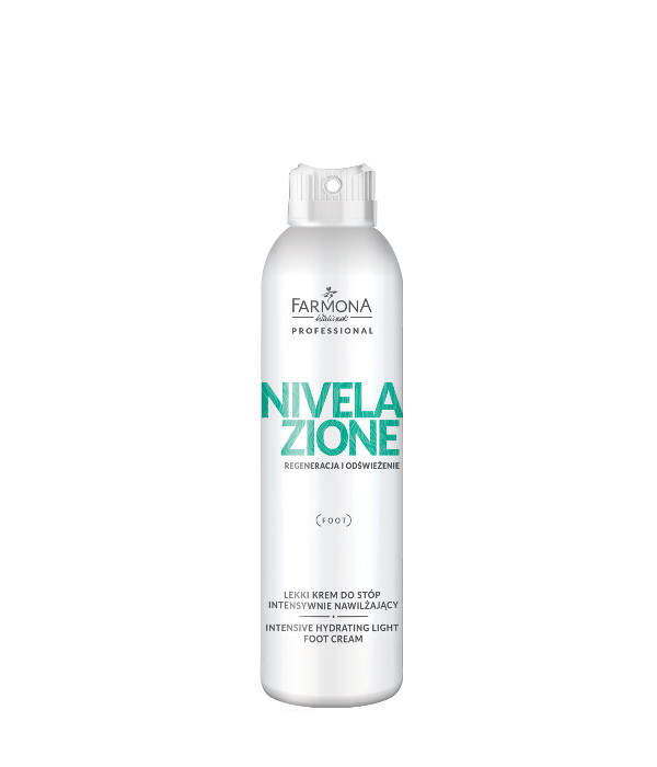 NIVELAZIONE Intensive hydrating light foot cream