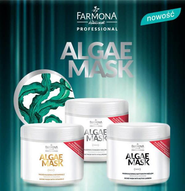 ALGAE MASK Maski do twarzy