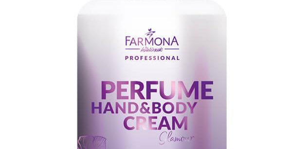 PERFUME HAND&BODY CREAM Glamour