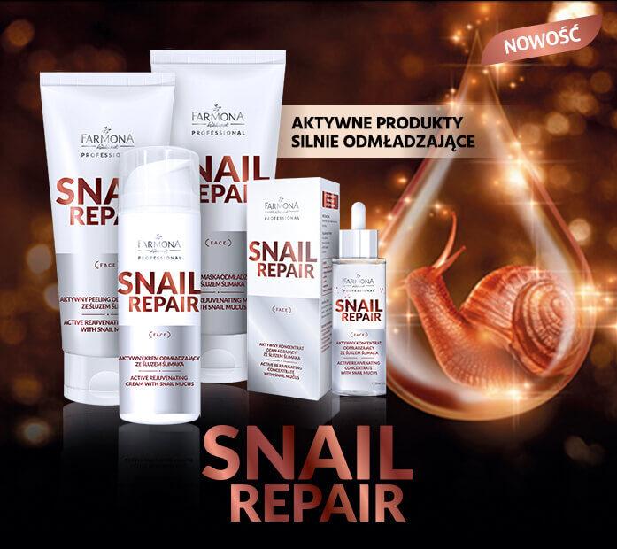 SNAIL REPAIR Zabieg silnie odmładzający i regenerujący